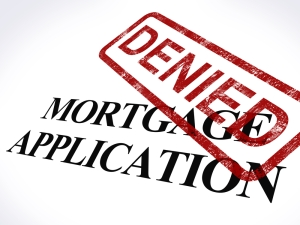 Denied Mortgage Application